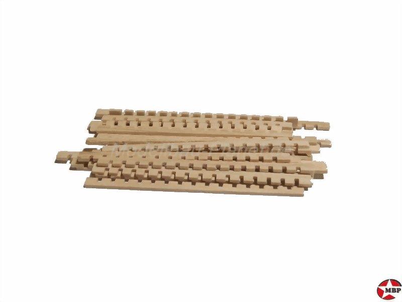Holzleisten Modellbau Zuhause